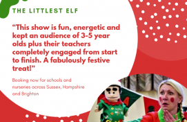 Littlest Elf graphic one 2