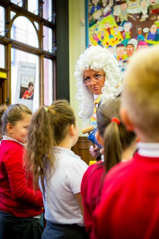 Literacy; Book Weeks & World Book Day**NEW FOR 2019** Goldilocks on Trial*