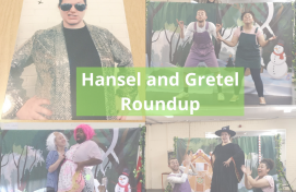 Hansel and Gretel- A sold out show!