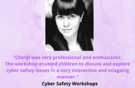 Cheryl - Cyber Safety Workshops - West Lodge Primary School