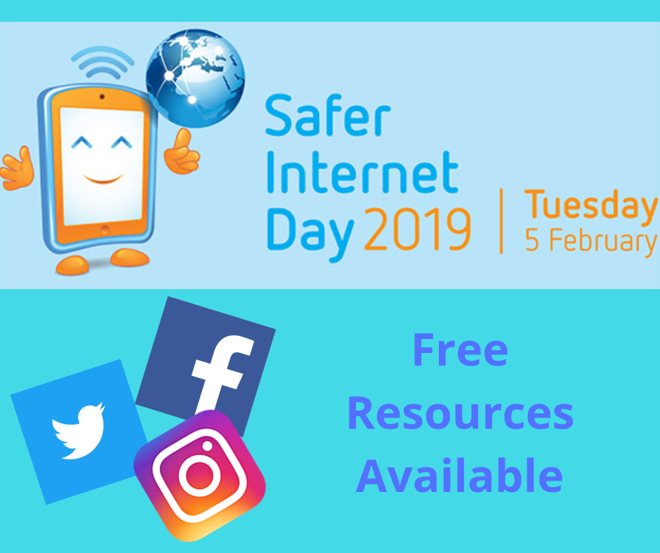 Safer Internet Day Free Resources Bigfoot