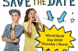 Celebrate World Book Day with Bigfoot!