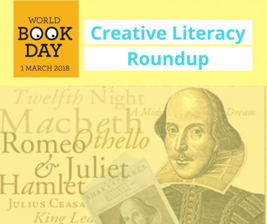 Creative Literacy Roundup