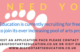 Bigfoot is recruiting!