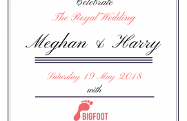 The Royal Wedding 2018 – Specialist Buzz Day
