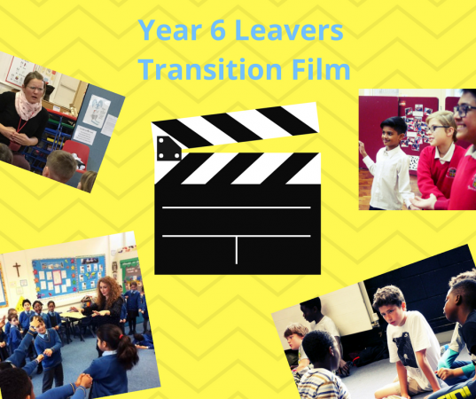 Year 6 Leavers Transition Film