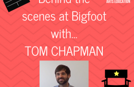 Behind the Scenes with…Tom Chapman