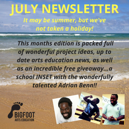 Your JULY Edition is here!