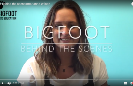 Behind the Scenes with…Marianne Wilson
