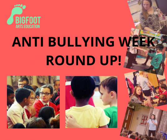 ANTI BULLYING WEEKROUND UP!
