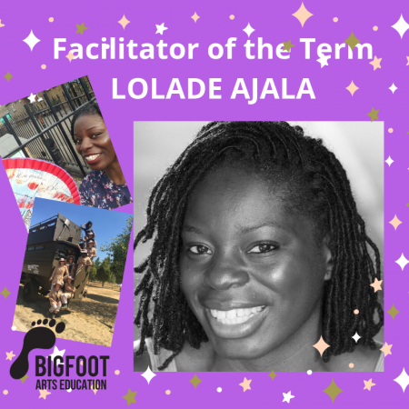 Facilitator of the TermLOLADE AJALA