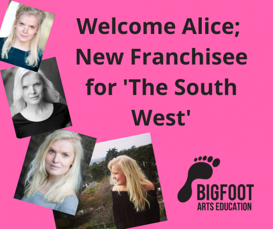 Welcome Alice!
