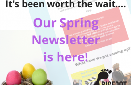 Our Bumper Spring Term Newsletter is HERE!