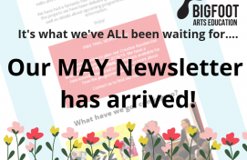 Our May Newsletter!