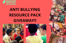 Anti Bullying Week Newsletter Giveaway!