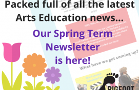 Our Spring Term Newsletter!