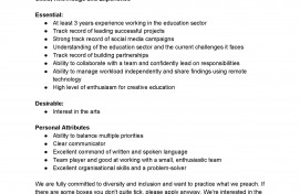 Marketing and Operations Coordinator Job Description and Personal Spec Bigfoot Arts Education South (002)_Page_3