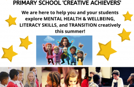 CALLING ALL PRIMARY SCHOOLS FOR SUMMER 2021